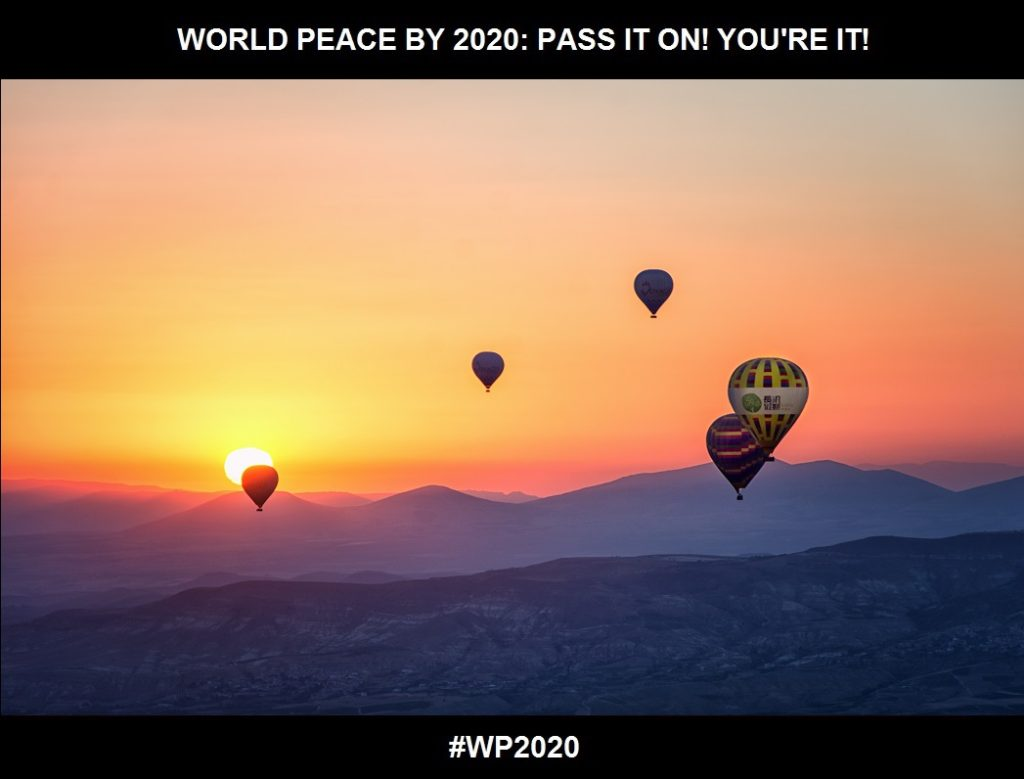 COMPLAINTS-COMMITTED or HOT AIR?-WORLD PEACE BY 2020-CHARLESCRAWSHAW