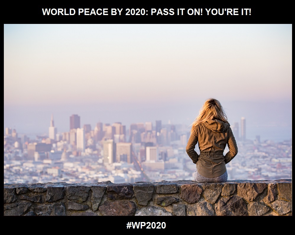 New You Occuring-WORLD PEACE BY 2020-CHARLESCRAWSHAW