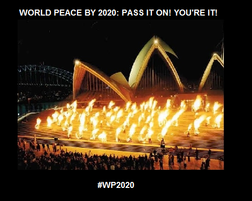 WORLD PEACE BY 2020-CHARLESCRAWSHAW