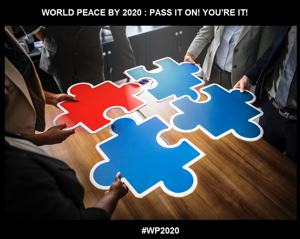 "Participation-""On The Court"" or ""In The Stands""-3 of 36-WORLD PEACE ON Tuesday 15 September 2020"