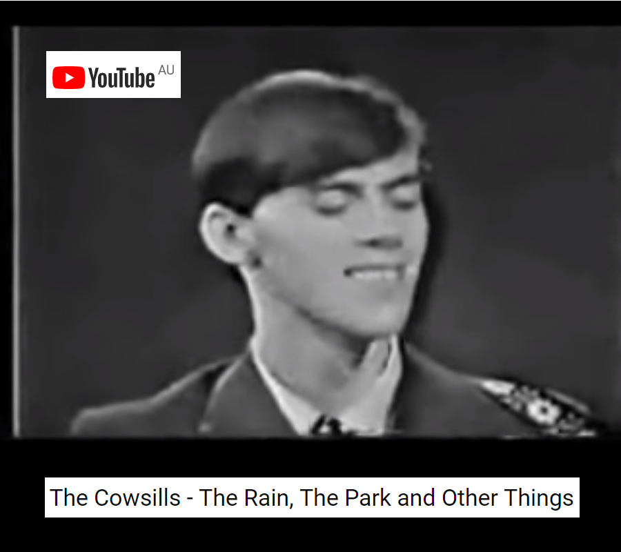 The Cowsills-The Rain, The Park and Other Things-WORLD PEACE BY 2020-CHARLESCRAWSHAW