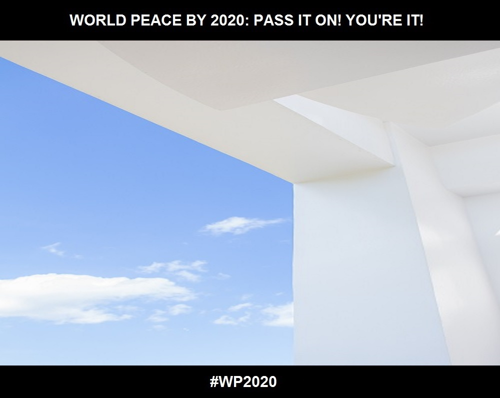 Empty And Meaningless-Now What?-6 of 36-WORLD PEACE ON Tuesday 15 September 2020