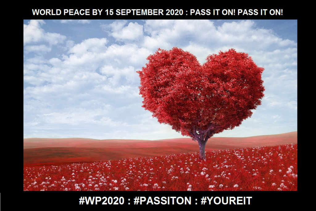Stand-Another Access to Transformation-12 of 36-WORLD PEACE ON Tuesday 15 September 2020