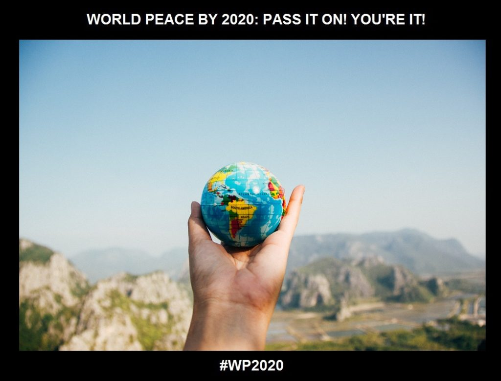 This Is It-Past, Present, Future All Expressed-7 of 36-WORLD PEACE ON Tuesday 15 September 2020