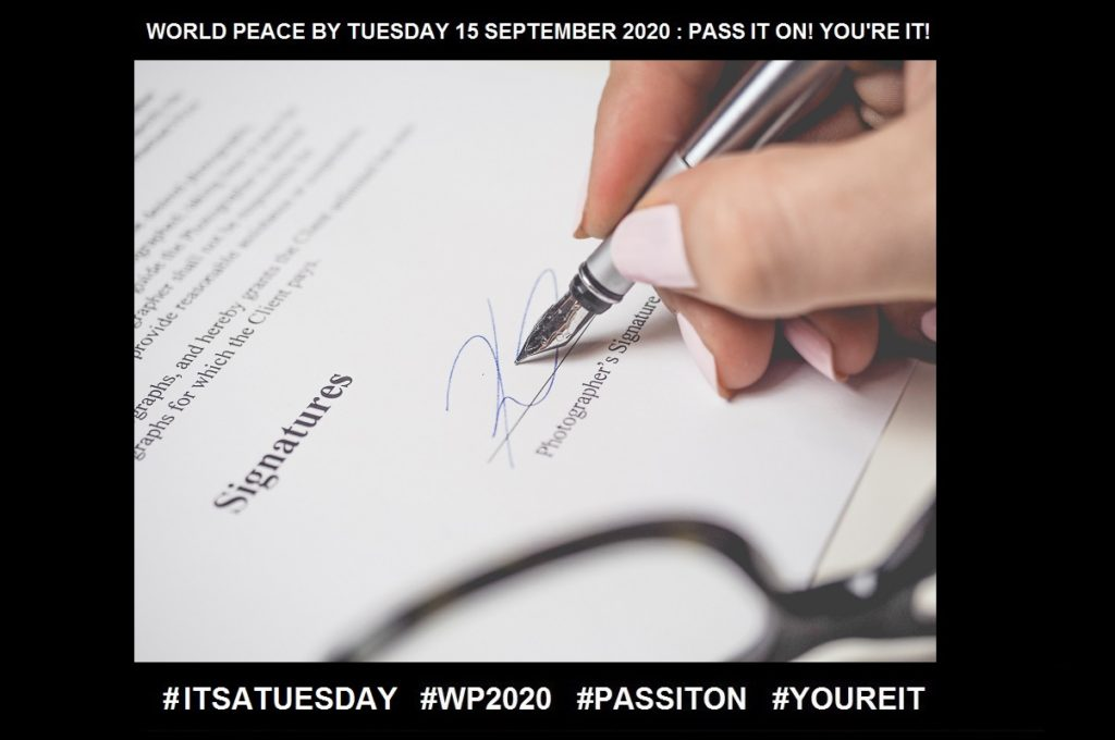 Registration-Sign Here!-34 of 36-WORLD PEACE ON Tuesday 15 September 2020
