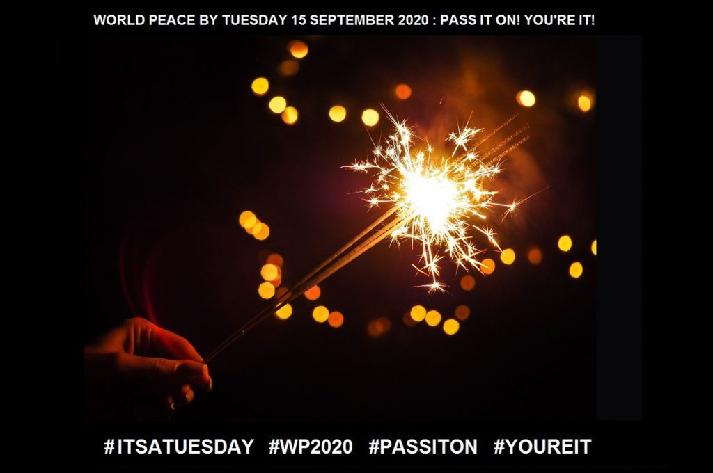 Celebrate-Magical Moments Captured-12 of 65-WORLD PEACE ON Tuesday 15 September 2020