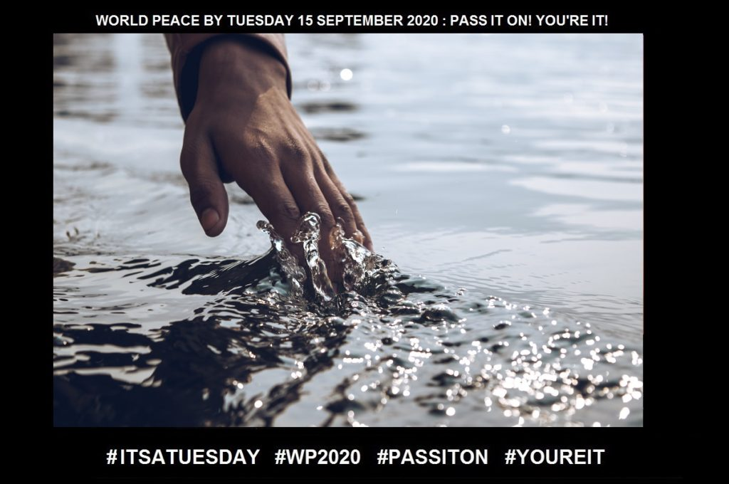 Feelings-In Touch with Oneself-14 of 65-WORLD PEACE ON Tuesday 15 September 2020