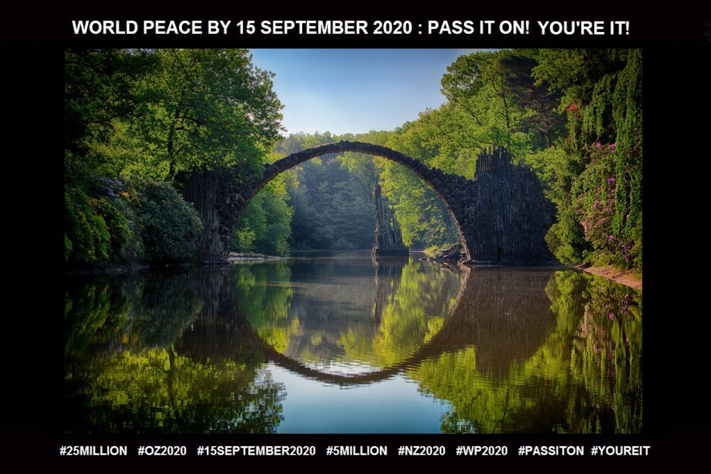 Nature-Distinct from Humans and Human Creations-20 of 65-WORLD PEACE ON Tuesday 15 September 2020