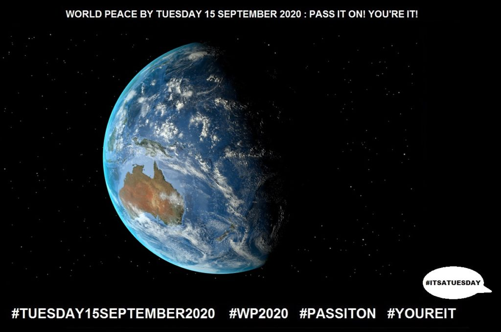 Earth-The Substance of the Land Surface-36 of 65-WORLD PEACE ON Tuesday 15 September 2020