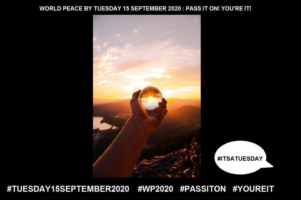 Intuition-The Ability to Understand Something Instinctively-39 of 65-WORLD PEACE ON Tuesday 15 September 2020