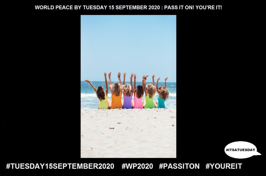 Possessions-Wealth or Property-32 of 65-WORLD PEACE ON Tuesday 15 September 2020