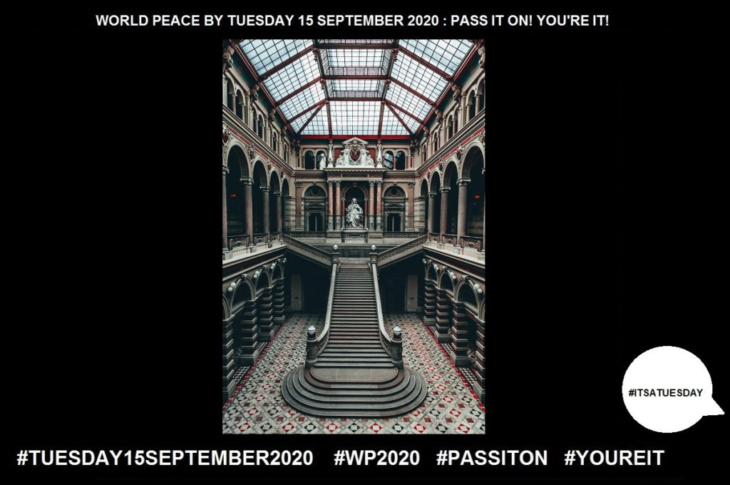 Truth-Sincerity in Action, Character, and Utterance-43 of 65-WORLD PEACE ON Tuesday 15 September 2020