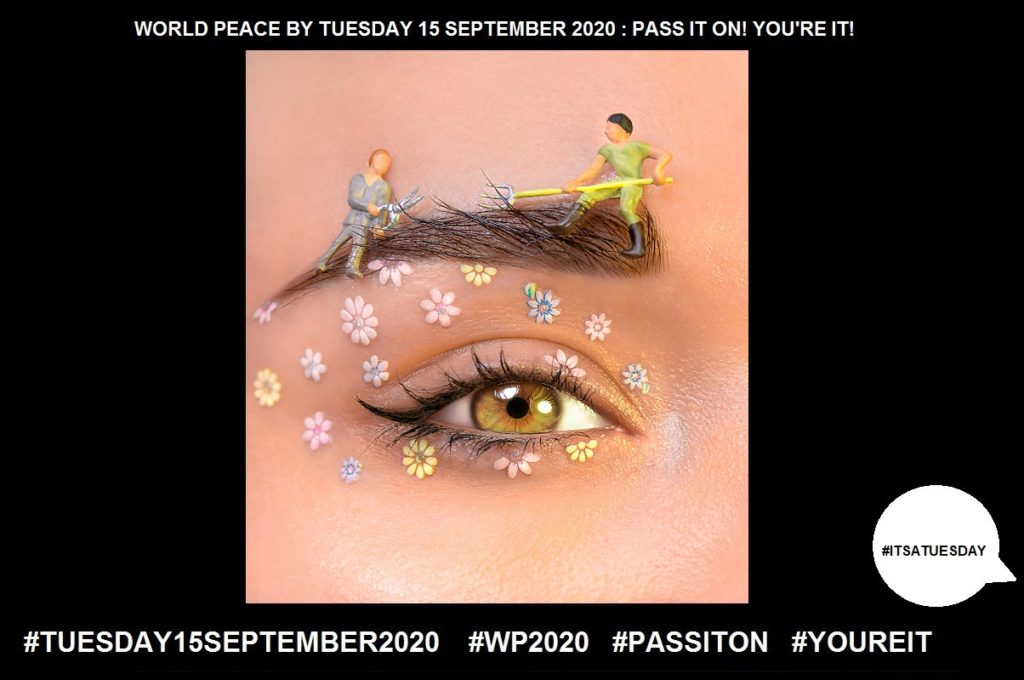 Beauty-Qualities That Pleases The Senses-60 of 65-WORLD PEACE ON Tuesday 15 September 2020